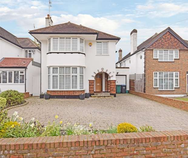 5 Bedrooms Detached House for sale in Pebworth Road, Harrow, Middlesex