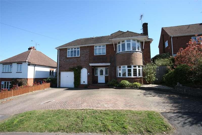 6 Bedrooms Detached House for sale in Brambleton Avenue, Farnham, Surrey, GU9