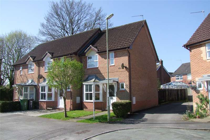 2 Bedrooms Semi Detached House for sale in Allee Drive, Liphook, Hampshire, GU30