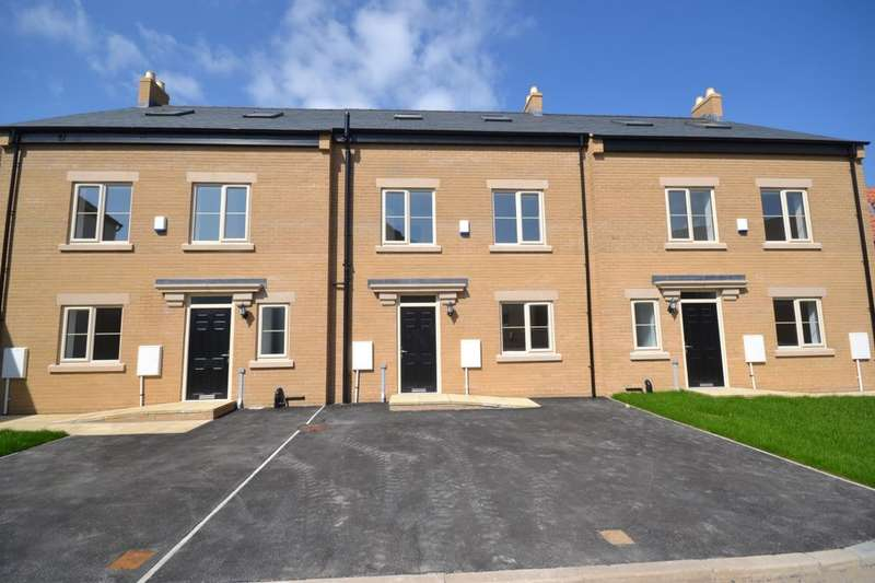 4 Bedrooms Terraced House for sale in Chapel House Court, Selby, YO8