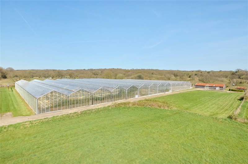 Land Commercial for sale in Romsey Road, Ower, Romsey, Hampshire, SO51
