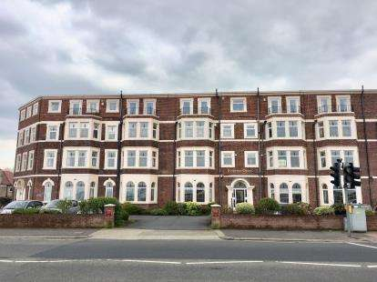 2 Bedrooms Flat for sale in Empress Court, 403 Marine Road East, Morecambe, LA4
