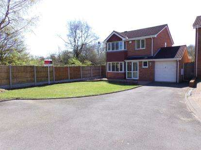 4 Bedrooms Detached House for sale in The Parkway, Shelfield, Walsall, .