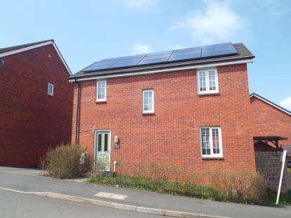 3 Bedrooms Detached House for sale in Okehampton, Devon