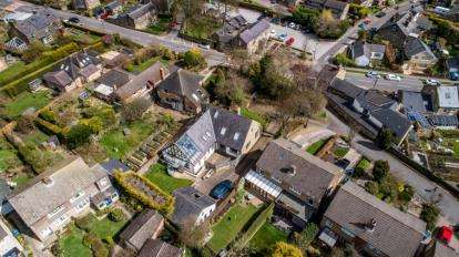 5 Bedrooms Detached House for sale in Cupola Lane, Grenoside, Sheffield, South Yorkshire