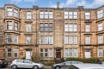 4 Bedrooms Flat for sale in Clouston Street, North Kelvinside