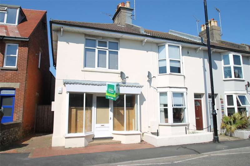 3 Bedrooms End Of Terrace House for sale in New Road, Littlehampton, West Sussex, BN17
