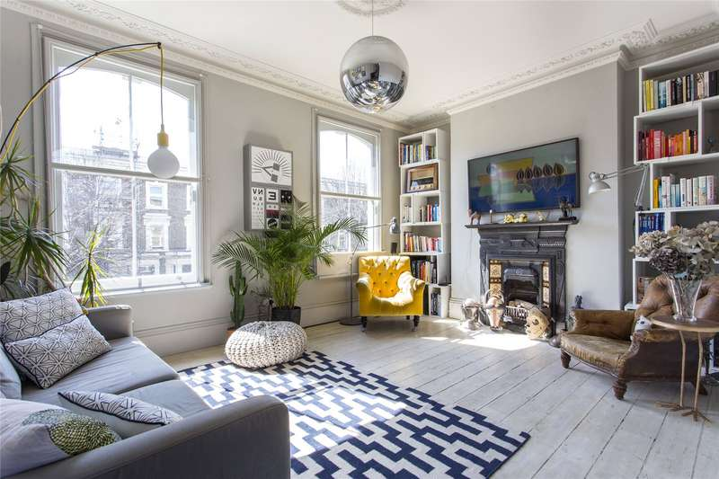 2 Bedrooms Flat for sale in Victoria Park Road, South Hackney, E9
