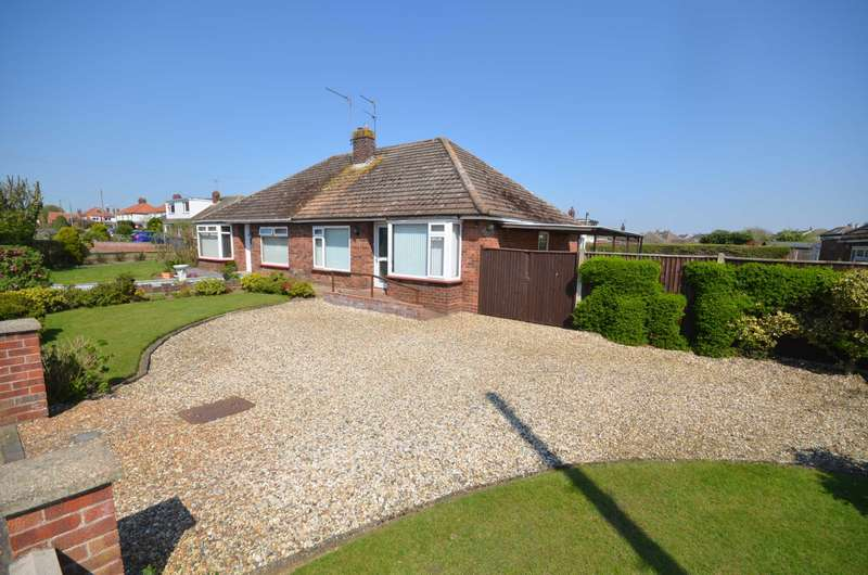 2 Bedrooms Semi Detached Bungalow for sale in Sprowston, Norwich