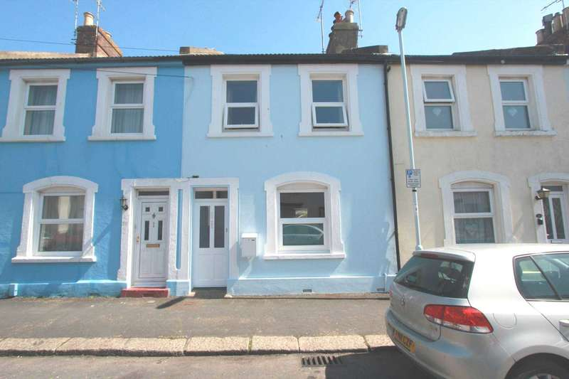 2 Bedrooms Terraced House for sale in Surrey Street, Worthing