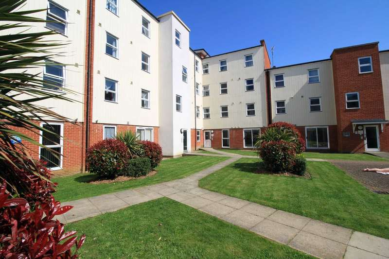 2 Bedrooms Apartment Flat for sale in Gaskell Place, Ipswich