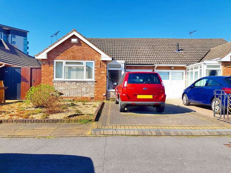3 Bedrooms Semi Detached Bungalow for sale in ANDREW ROAD, WEST BROMWICH, WEST MIDLANDS, B71 3QG