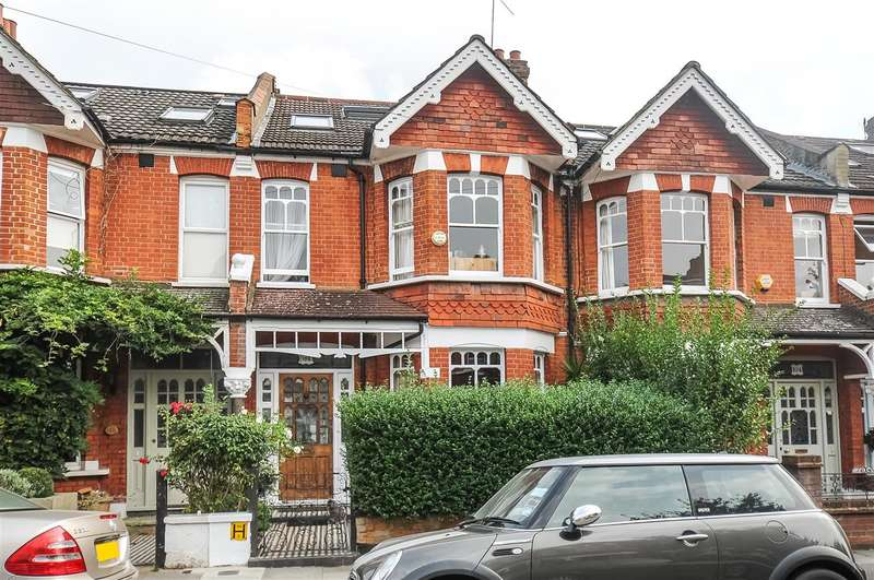 4 Bedrooms Terraced House for sale in Melrose Avenue, Wimbledon Park