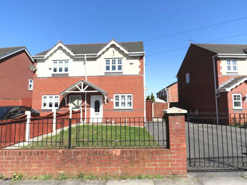 2 Bedrooms Semi Detached House for sale in Lydbury Crescent, Southdene
