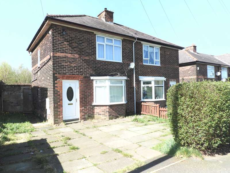 2 Bedrooms Semi Detached House for sale in County Road, Old Hall Estate