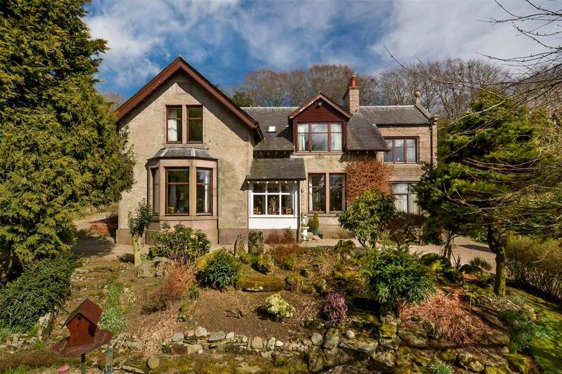 5 Bedrooms Detached House for sale in Milladen House, Mintlaw, Peterhead, Aberdeenshire, AB42