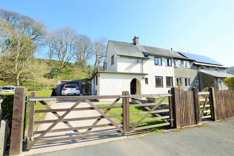 3 Bedrooms Semi Detached House for sale in Mealbank, Kendal