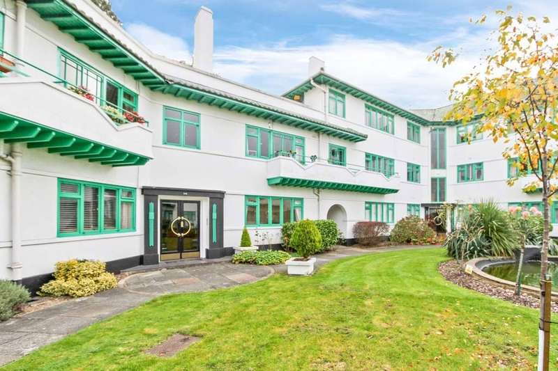1 Bedroom Ground Flat for sale in Elm Park Court , Elm Park Road, Pinner