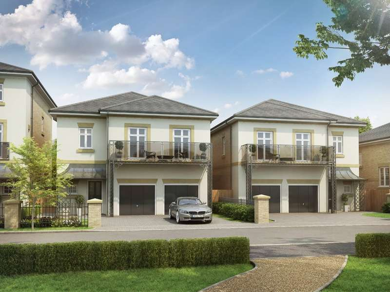 3 Bedrooms Detached House for sale in Plot 6, Soane Villa, Regents Green