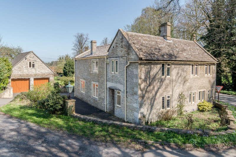 4 Bedrooms Detached House for sale in Littleton Drew