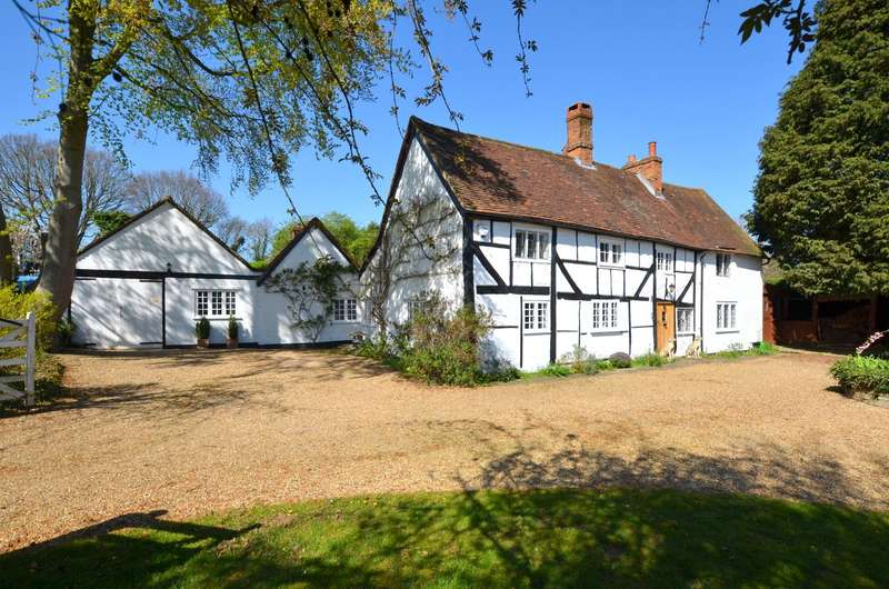 4 Bedrooms Detached House for sale in West Clandon