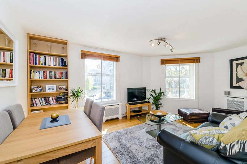 2 Bedrooms Flat for sale in Britannia Court, South Hampstead, NW6