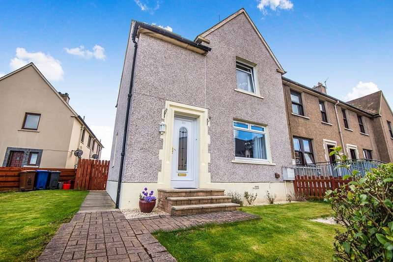 3 Bedrooms Property for sale in James Lean Avenue, Dalkeith, EH22