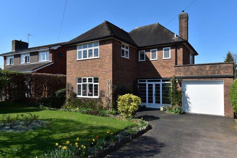 3 Bedrooms Detached House for sale in Kidderminster Road, Bromsgrove, B61