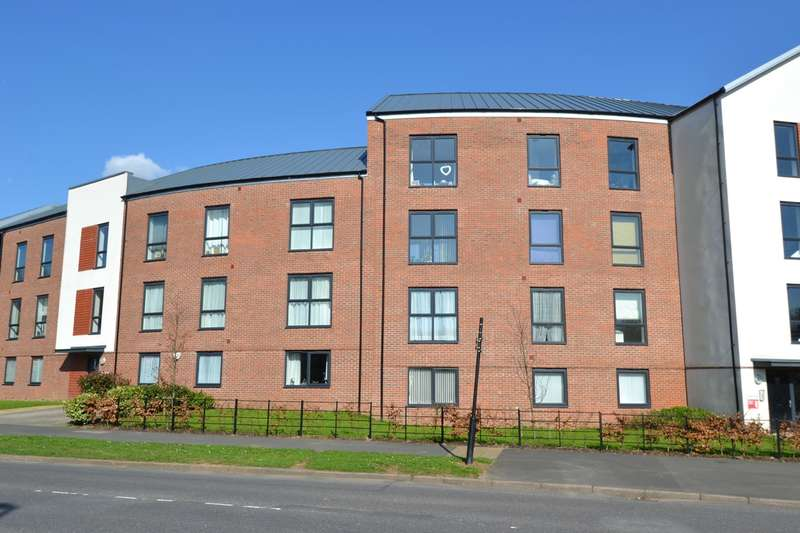 2 Bedrooms Apartment Flat for sale in Frogmill Road, Birmingham, B31