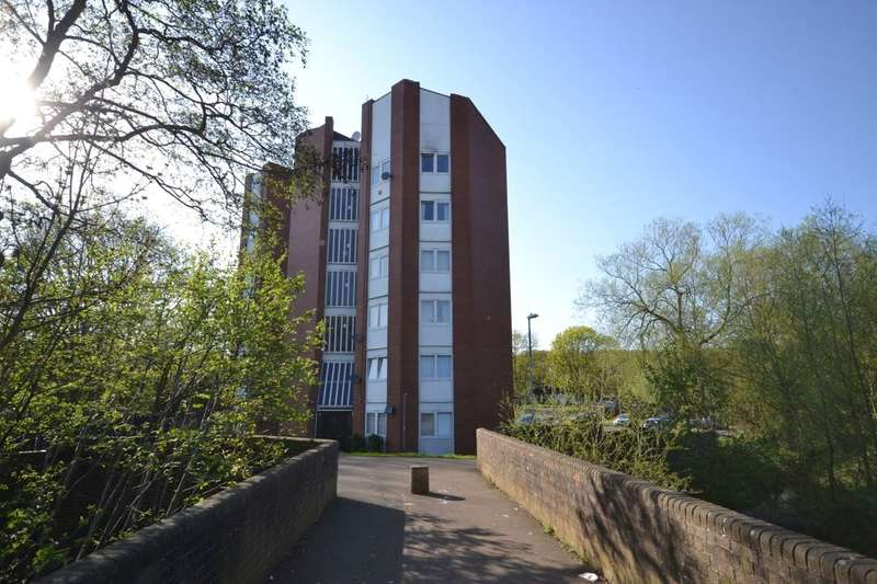 1 Bedroom Flat for sale in Rillwood Court, Lumbertubs, Northampton, NN3