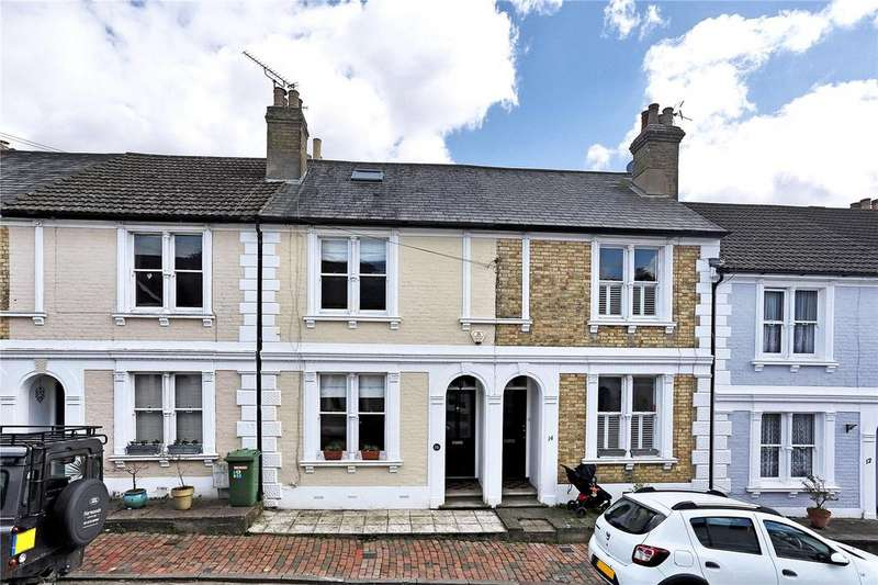 3 Bedrooms Terraced House for sale in Norfolk Road, Tunbridge Wells, Kent, TN1