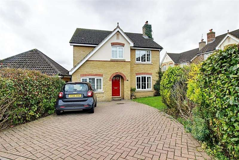 4 Bedrooms Detached House for sale in Watercress Road, Cheshunt