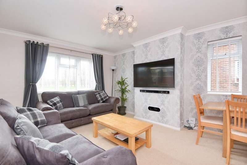 2 Bedrooms Flat for sale in Wentworth Court, Newbury, RG14