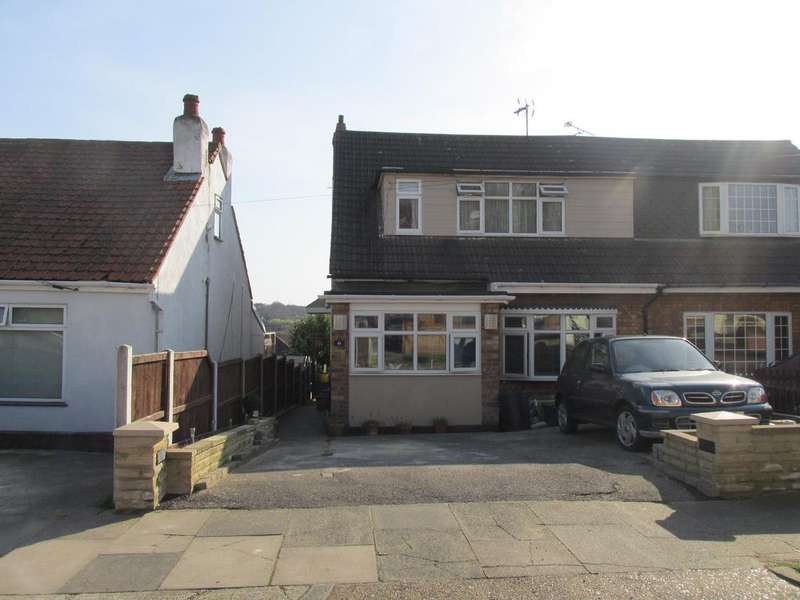 3 Bedrooms Semi Detached House for sale in Springwater Road, Eastwood, Essex SS9