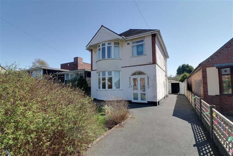 3 Bedrooms Detached House for sale in Anglesey Street, Cannock, Staffordshire