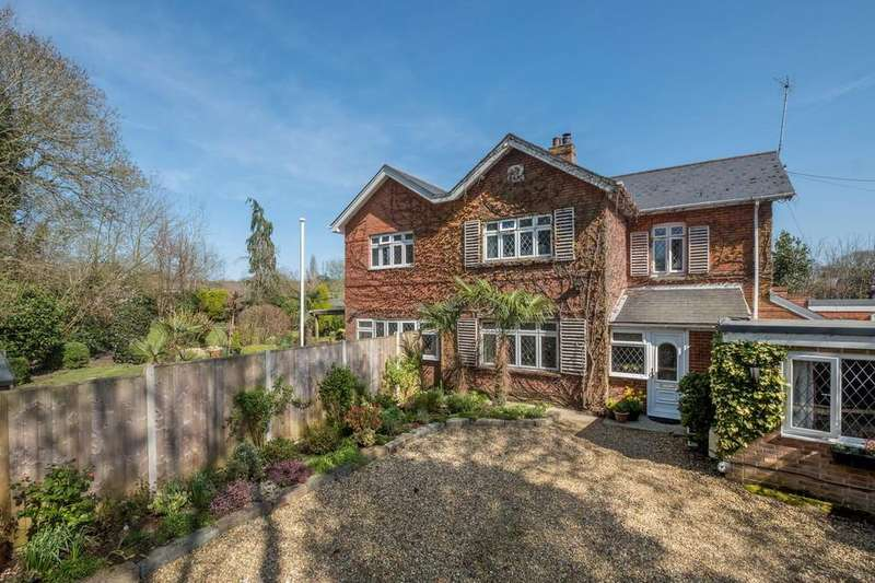 4 Bedrooms Detached House for sale in Station Road, Wootton Bridge