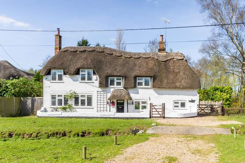 4 Bedrooms Detached House for sale in North Gorley, New Forest, Hampshire
