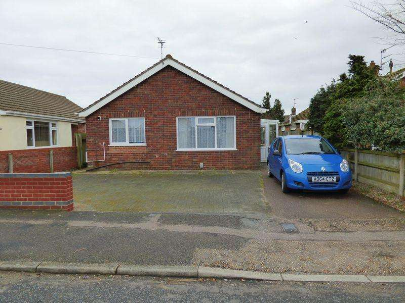 2 Bedrooms Detached Bungalow for sale in Holly Avenue, Great Yarmouth