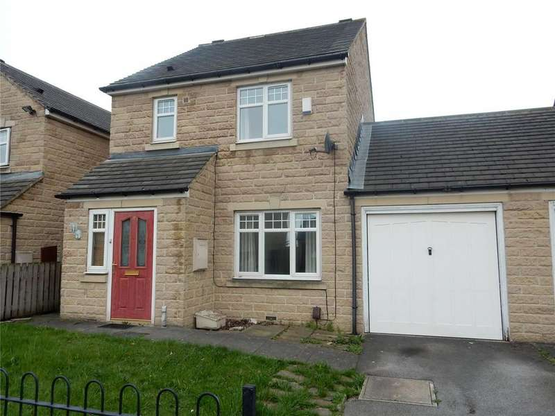 3 Bedrooms Link Detached House for sale in Oxley Road, Ferndale, Huddersfield, HD2