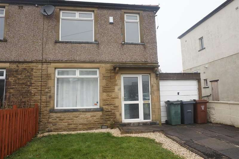3 Bedrooms Semi Detached House for sale in Myers Lane, Bradford