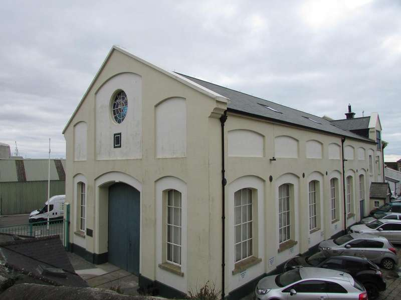 2 Bedrooms Apartment Flat for rent in Trinity Yard, Wharf Road, Penzance TR18