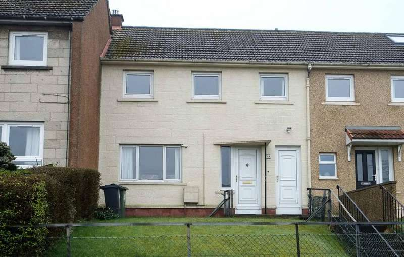 3 Bedrooms Terraced House for sale in 14 Oxgangs Farm Loan, EDINBURGH, , Oxgangs, EH13 9QD