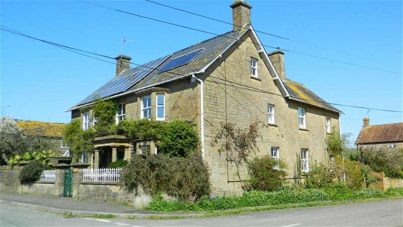 6 Bedrooms Detached House for sale in Seavington, Ilminster, Somerset, TA19