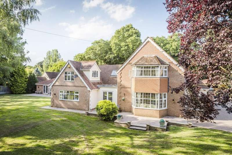 8 Bedrooms Detached House for sale in Westland Green, Little Hadham