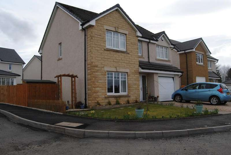 4 Bedrooms Detached Villa House for sale in Curriefield View, Bellside ML1