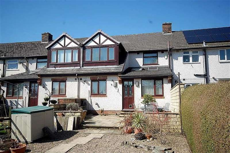 3 Bedrooms Terraced House for sale in Keighley Road, Halifax, HX2