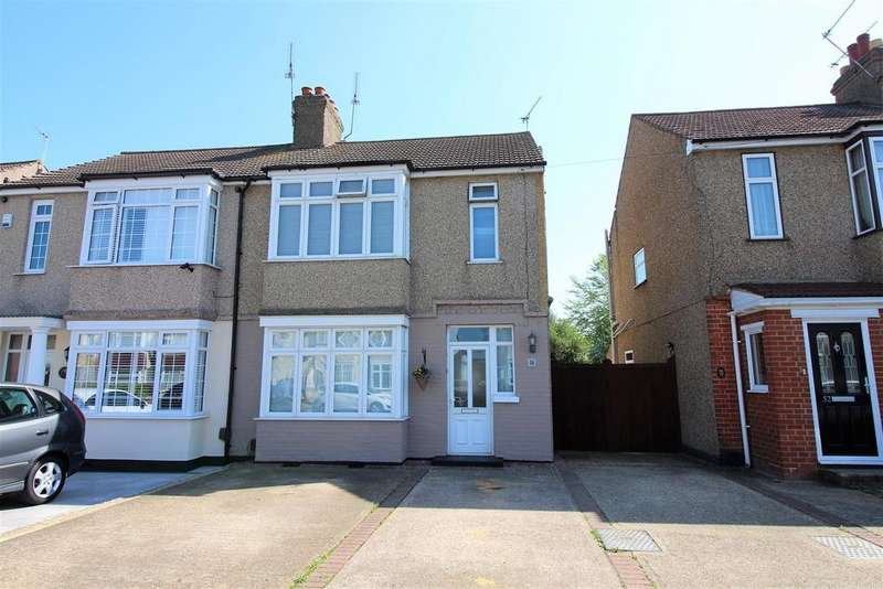 3 Bedrooms Semi Detached House for sale in Premier Avenue, North Grays