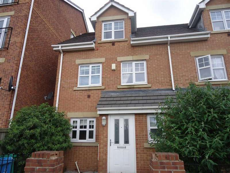 3 Bedrooms Town House for sale in Waterloo Road, Cheetwood, Cheetham Hill