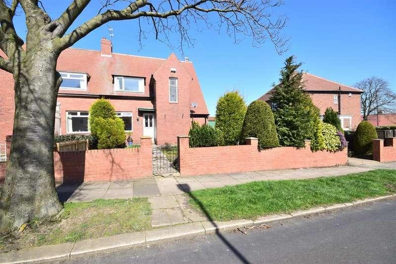 3 Bedrooms Semi Detached House for sale in Wallingford Avenue, Grangetown, Sunderland