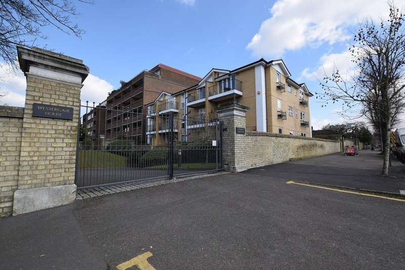 2 Bedrooms Apartment Flat for sale in Westergate House , Portsmouth Road